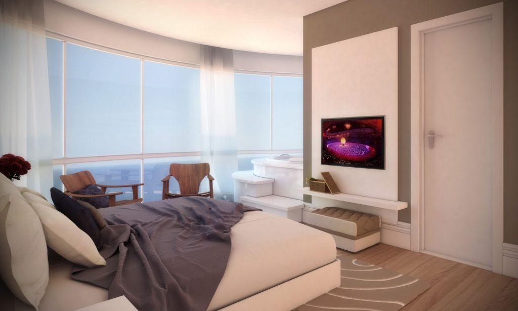 Apartamento no Infinity Coast