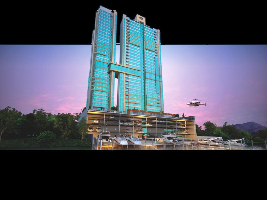 Apartamento no Marina Beach Towers