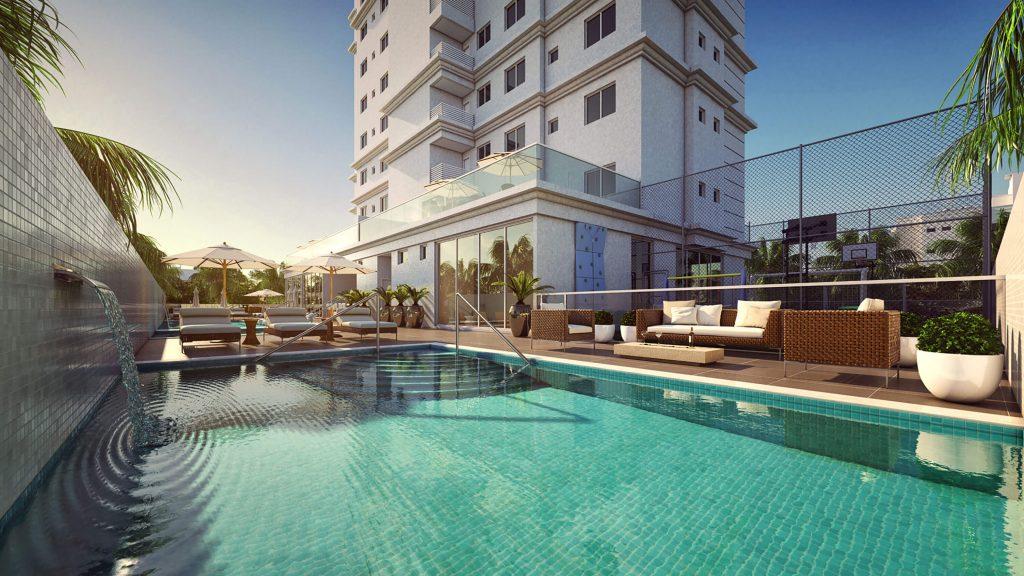 Apartamento no Grand Soleil