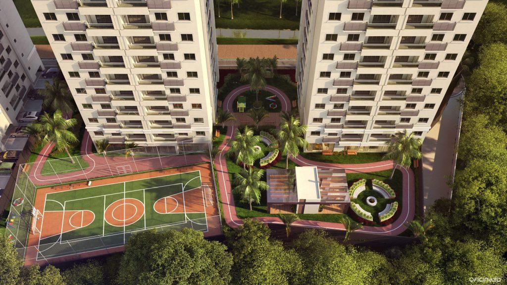 Apartamento no Green Park Itapema