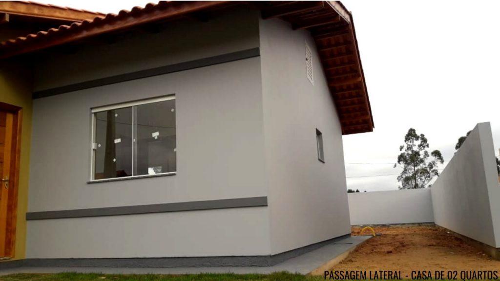 Casa 2 Dorm. no Bairro Areias